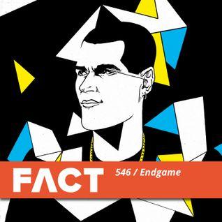 FACT mix 546: Endgame (Apr' 16)