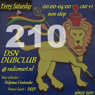 DSN DUBCLUB 210 @ www.radiomart.nl (2015.05.23)