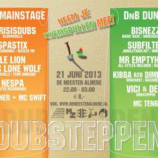 Mr Emptyhead's Dubsteppen #17 Mixtape