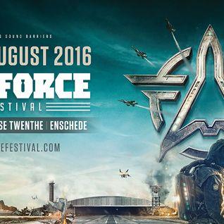 LORD SANTI DJ AIR FORCE FESTIVAL SESSION 2016