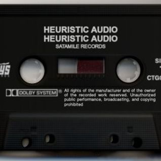 Heuristic audio - Redubtor podcast