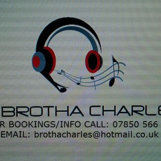 UPTEMPO GOSPEL JAMZ - VOL 1 WITH BROTHA CHARLES - FOR BOOKING & INFO CALL: 07850566652 OR EMAIL: BRO