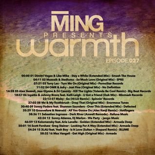 MING Presents Warmth 027