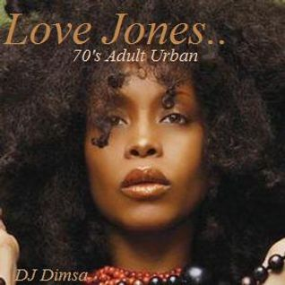Love Jones - 70's Adult Urban