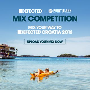 Defected x Point Blank Mix Competition_Groovegardener aka XICO