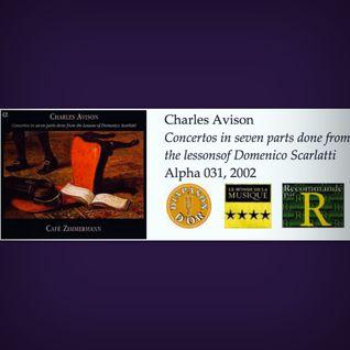 Charles Avison - Concertos In Seven Parts (con Café Zimmermann)