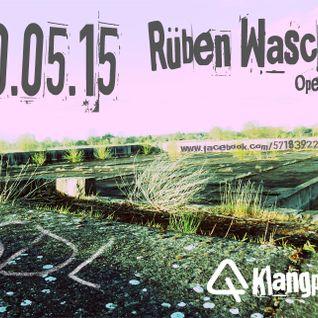 Kleinstadtfrequenz @ Rüben Waschen 30.05.2015 (03.00 - 04.30)