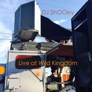 DJ ShOOey RIPEcast Live at Wild Kingdom 2016