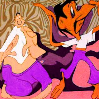 DANCING HAM VISIONS (197X-1991)