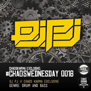 #CW 0018: DJ PJ - CK Exclusive // DRUM AND BASS
