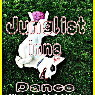 JahMonk - Junglist inna dance @ pure raggajungle mix @ ONLY VINYL MIX @ FREE DOWNLOAD