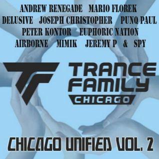 Chicago TranceFamily DJ's United Summer mix Vol 2