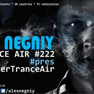 Alex NEGNIY - Trance Air #222 pres. Another Trance Air 2016