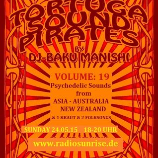TORTUGA SOUND PIRATES VOL.19 by Baku
