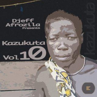 Djeff Afrozila pres Kazukuta Vol.10