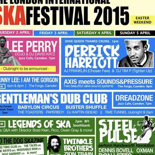 The Weekend Starts Here ~ 27th March 2015 (part 1- Original Jamaican Ska)