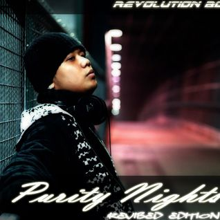 REVIBED (AKA REVOLUTION BOI)- PURITY NIGHTS (REVIBED EDITION)