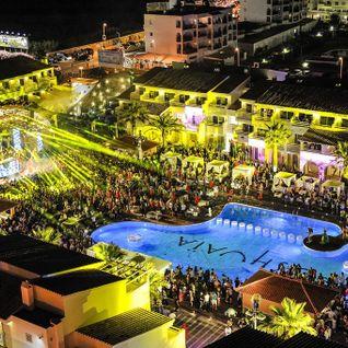 Francisco Allendes b2b Paola Poletto @ ANTS Opening Party - Ushuaïa Ibiza Beach Hotel (01-06-2013)
