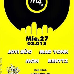 MON @M14Club-Dub Club(Alcorcon)