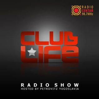 Atapy @Club Life Radio Show /May 2012