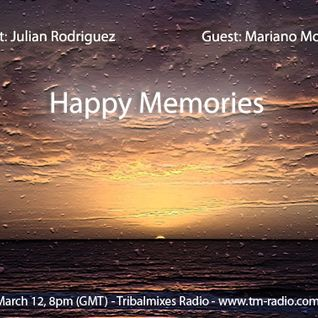 Mariano Moloc - Guest for Happy Memories - March 12, 2012 @ Tribalmixes Radio