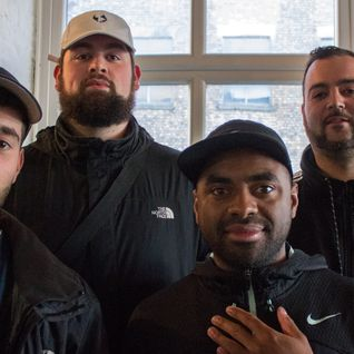 LZ & K1 w/ Chimpo & Tijani (NTS Manchester) - 25th September 2016
