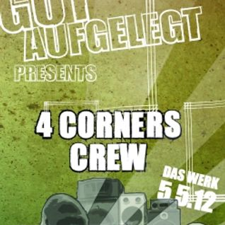4corners crew live@gut aufgelegt vienna