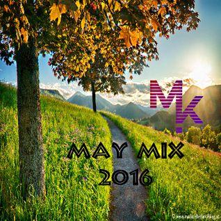 May Mix 2016 (mixed by MARV!N K!M)