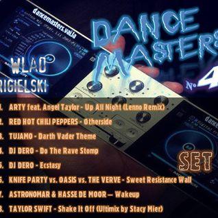DANCE MASTERS 41 - Set 04 (DJ Wlad Rigielski) 2016