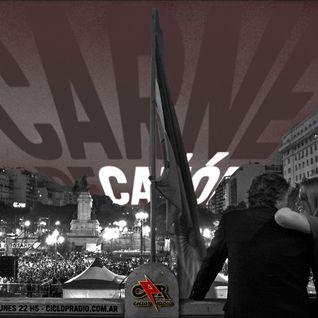 Carne de Cañón 182 (12-11-2013) - Monophonics / Gnarls Barkley / Sean Lennon / ESG