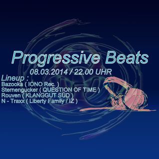 N-Traxx @Progressive Beats (Goldenfire Hamburg-St.Pauli) 08.03.2014 1.00 Uhr-Mix
