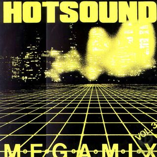 Hotsound Megamix vol 3 by Peter Slaghuis