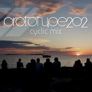 Melodic Sessions - Cyclic Mix - Prototype202
