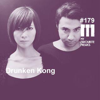 My Favourite Freaks Podcast # 179 Drunken Kong