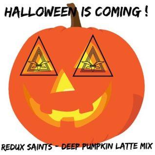 October Deep Pumpkin Latte Mix