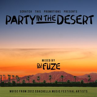 Party In The Desert Mixtape