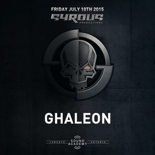 DJ Ghaleon - LIVE at SYROUS RETURNS - oldschool darkside jungle