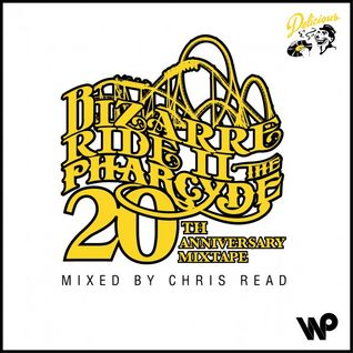 Bizarre Ride II The Pharcyde 20th Anniversary Mixtape mixed by Chris Read