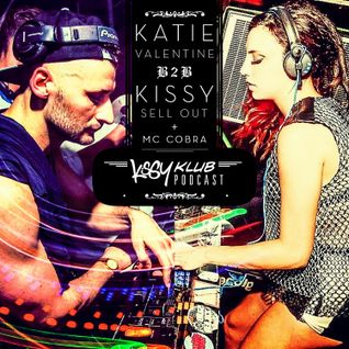 KISSY KLUB #008 • Kissy Sell Out B2B Katie Valentine + MC Cobra live in London - Pioneer DJ Radio