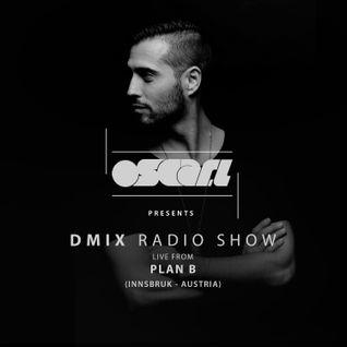 Oscar L Presents - DMix Radioshow June 2016 - Live at Plan B, Innsbruck, Austria
