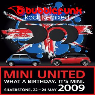 80s 90s DJ Mix | Classic Rock & Pop DJ Remixes | Mini United Festival UK