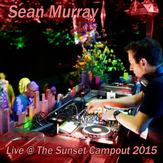 Sean Murray Live @ The Sunset Campout 2015
