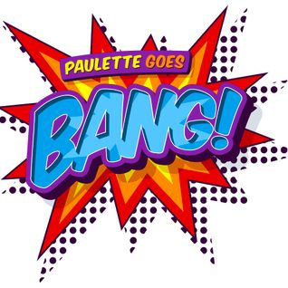 PAULETTE GOES BANG FUNKY NU BUNNY 27032016