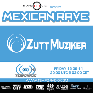Zutt Muziker - Mexican Rave (Day 2)