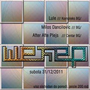 Milos Dancilovic@Secer Club 31.12.2011 pt.2