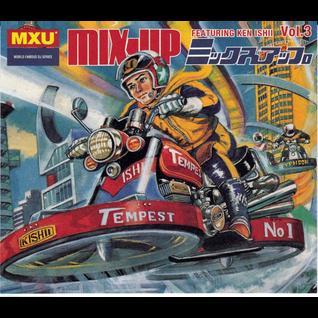 Ken Ishii – Mix-Up Vol. 3