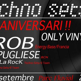 Leo Pugliese@Techno Sets 2015 - 10è ANIVERSARI !!!