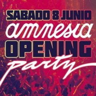 "Les Schmitz & Caal Smile @ Amnesia Ibiza ""Opening Party"" 2013"
