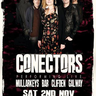The Conectors live take engineered by Liam o boyle @ the old court studios Ennistimon