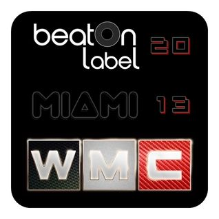 BeatOn Miami (WMC'13'MIX) - mixed by Lui Danzi